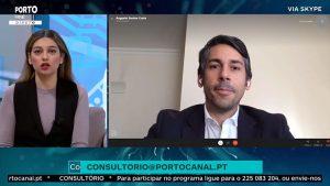 Porto Canal – Dr. Augusto Costa sobre os novos Testes COVID-19 Saliva